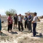 Жители аула Масак: Здесь побывали первые руководители КТЖ. МАМИ обещал ...